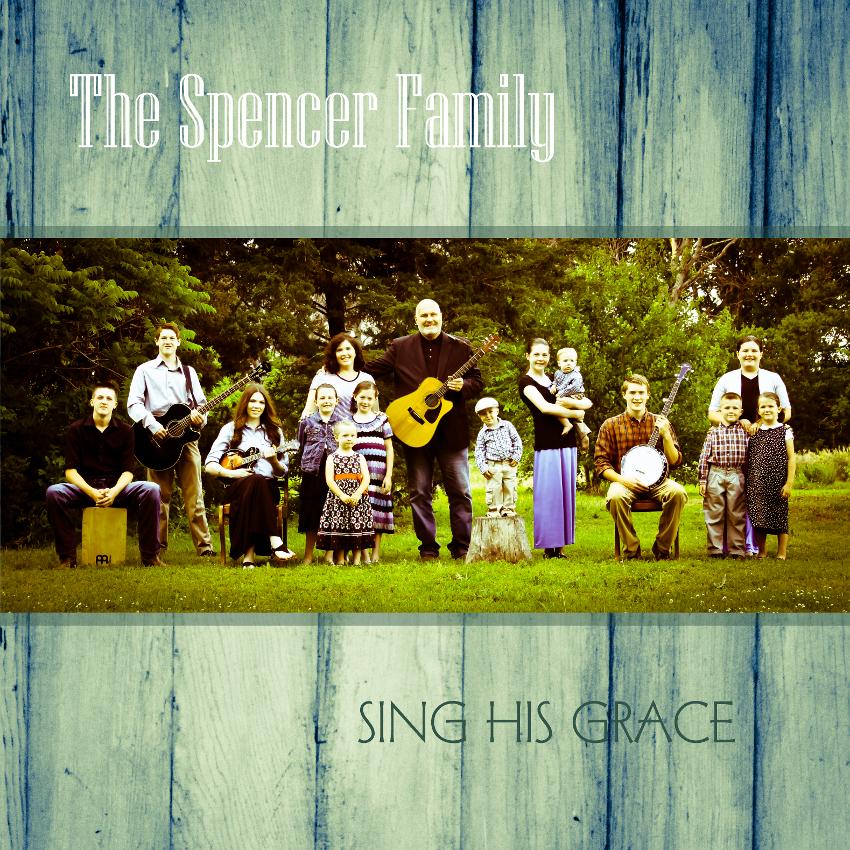 Spencer Family Album Cover(1)